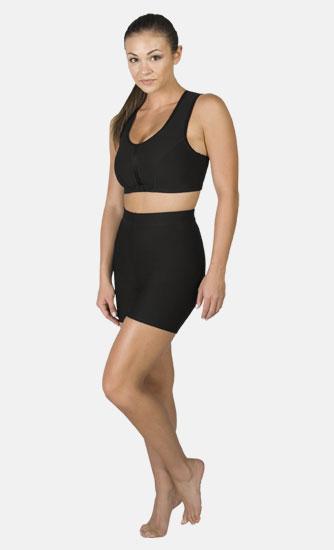 Mini Shorts contenitivo snellente