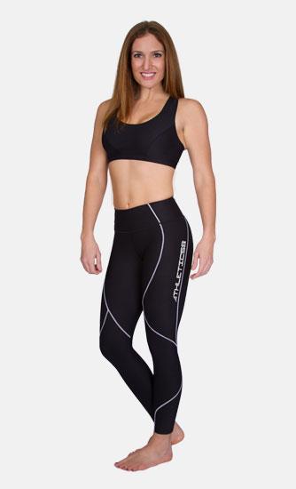 Pantaloni sportivi donna lunghi
