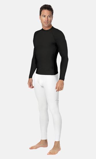T-shirt sportiva manica lunga
